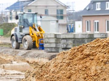 Radiästhetische Begehung und Höhenaufnahme   Bauprojekte